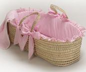 Moses Baskets For Girls