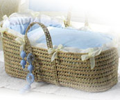 Moses Baskets For Boys