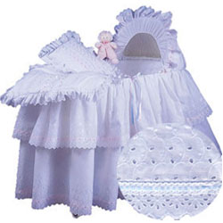 Little Angel Baby Bassinet Set