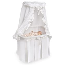 Majesty Bassinet with Canopy