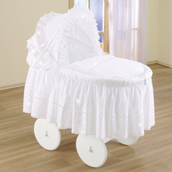 Glamour Baby Bassinet