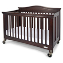 Royal Full Size Folding Crib