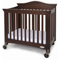 Royal Compact Size Folding Crib