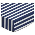 Moses Basket Primary Stripes Sheet