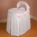 Perfectly Pretty Bassinet