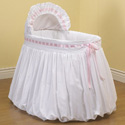 Pretty Ribbon Bassinet