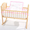 Lucy Cradle Bedding Set